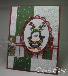 Christmas Penguin!