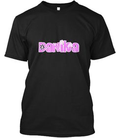 Danika Flower Design Black T-Shirt Front - This is the perfect gift for someone who loves Danika. Thank you for visiting my page (Related terms: Danika,I Love Danika,Danika,I heart Danika,Danika,Danika rocks,I heart names,Danika rules, Danika ho #Danika, #Danikashirts...)