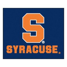 Syracuse University 5 ft. x 6 ft. Tailgater Rug, Team Colors