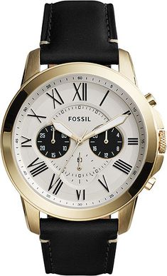 Мужские наручные часы Fossil FS5272 с хронографом