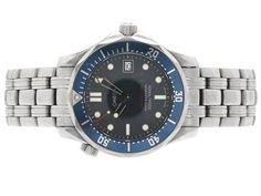OMEGA, Seamaster, Professional (300m/1000ft), Cal 1538, Serial no. 91000423, PIC no. 2223.80.00, Ref no. SU 396.1505, Case no. 196.1505, midsize, 36,25 mm, steel, quartz, sapphire crystal, date, helium valvue, original bracelet, folding clasp, Ref no. 1502/824, certificate, June 2010, case.#omega #watches #auction