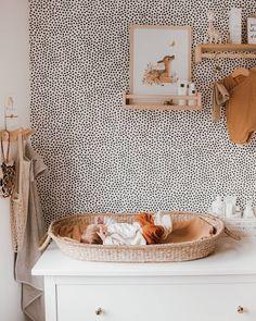 Baby Bedroom, Baby Room Decor, Nursery Room, Girl Nursery, Girl Room, Girls Bedroom, Nursery Decor, Deco Kids, Nursery Neutral