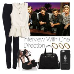 """Interview with One Direction"" by lovatic92 ❤ liked on Polyvore featuring мода, Topshop, Furla, Madewell, Jules Smith, Made, women's clothing, women, female и woman"