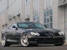 Auto de Lujo.. Mercedes Benz