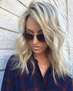 { b o m b s h e l l } Balayage and babylights with…