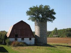 old silos - Google Search