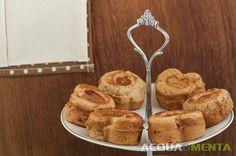 Muffin salati gluten-free e vegetariani