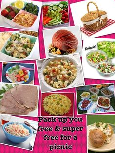 1000 Images About Picnic Ideas On Pinterest Healthy
