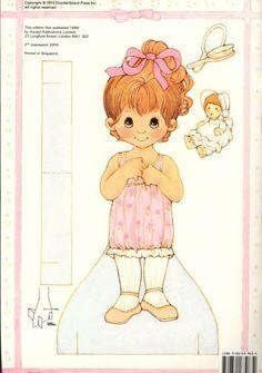 Puddin Paper Doll 1