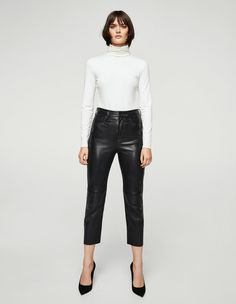 Leather Trousers, Capri Pants, Costumes, Fitness, Beautiful, Collection, Fun, Style, Fashion