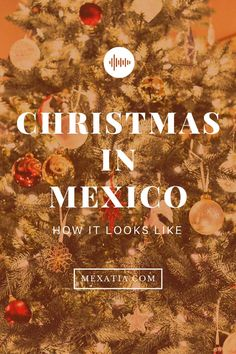 Christmas Traditions in Mexico: How we celebrate it in Oaxaca | Mexatia http://mexatia.com/christmas-traditions-in-mexico/ Travel in Mexico | Mexican fiesta | Mexican traditions | Christmas in Mexico