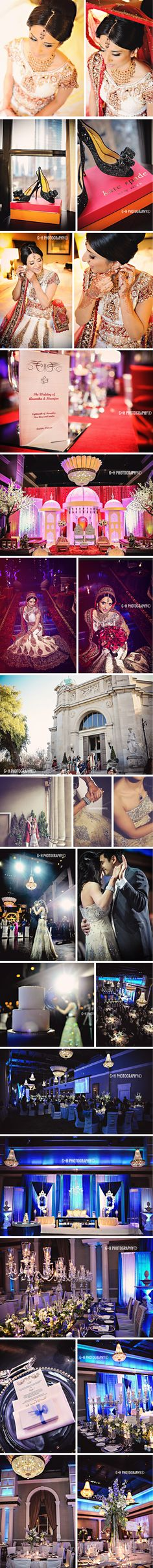 this would my ultimate fantasy wedding. a girl can dream.