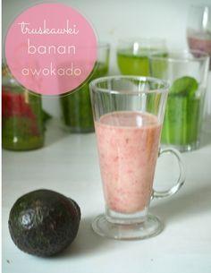 Koktajle owocowo-warzywne. Zdrowe przepisy na smoothie - towsrodku.pl Cantaloupe, Smoothies, Fruit, Tableware, Smoothie, Dinnerware, Tablewares, Dishes, Place Settings