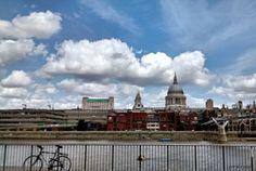 Catedral de Sant Paul - Londres Por Aí e Aqui: Londres II (Catedral St. Paul)