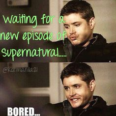 Made by Krysta Taylor supernatural season 3 Supernatural sin city Supernatural bobby singer Supernatural ruby Katie Cassidy ruby Supernatural Funny Quotes, Bobby Singer Supernatural, Supernatural Season 3, Supernatural Sam Winchester, Winchester Boys, All Tv, Laughing And Crying, Great Tv Shows, Feeling Happy