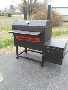 TSI-40 patio smoker #smoker #BBQ