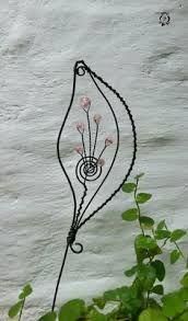 Výsledek obrázku pro gábina dekorace z drátů
