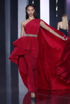 Ralph & Russo Autumn/Winter 2014 Couture Collection | British Vogue