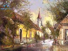 Magyar  kortárs  festők