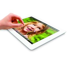 Apple iPad with Retina Display 32GB Wi​-​Fi White $879.00 from Noel Leeming