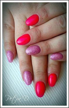 Gelové nehty inspirace č.109 | Magic Nails gelové nehty 2017 Design, Nails, Beauty, Finger Nails, Ongles, Nail, Sns Nails