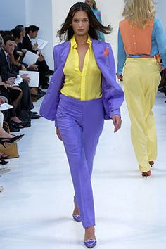 Ralph Lauren Spring 2004 Ready-to-Wear Collection Photos - Vogue