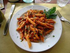 Buca di Beppo Copycat Recipes: Penne Arrabbiata