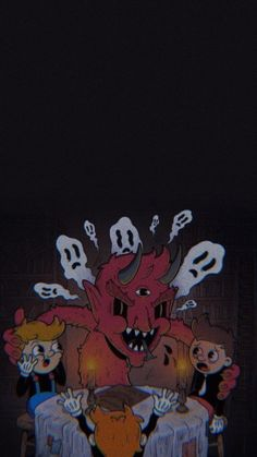 Goth Wallpaper, Scary Wallpaper, Trippy Wallpaper, Halloween Wallpaper Iphone, Iphone Background Wallpaper, Aesthetic Iphone Wallpaper, Cartoon Wallpaper, Hipster Wallpaper, Angel Wallpaper