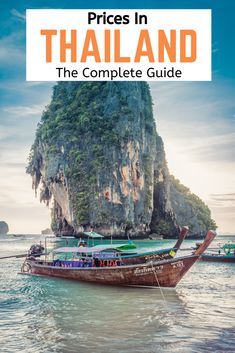 These 12 bucket list travel destinations will have you itching to plan your next getaway! Also included in the post are more destinations that just barely missed the top Get inspired to plan your next vacation now! Thailand Vacation, Thailand Travel Guide, Bangkok Thailand, Travel List, Asia Travel, Budget Travel, Travel Ideas, Travel Hacks, Places To Travel