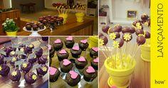 Cupcakes e cakepops
