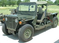 Army Vehicles, Armored Vehicles, Vintage Jeep, Engin, Expedition Vehicle, Cool Trucks, Mini Trucks, Us Marines, Buggy