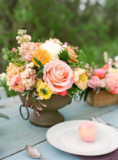 Wedding Inspiration : Country Chic Meets Victorian Vintage - Belle the Magazine . The Wedding Blog For The Sophisticated Bride