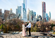 Elopement at Cat Rock || Central Park Wedding