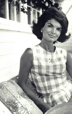 Jackie Kennedy  (7/29/29-5/19/94); died of cancer