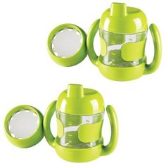 Amazon.com : OXO Tot Sippy Cup with Bonus Training Lid, Set of 2, 7 Ounce - Pink : Baby Drinkware : Baby