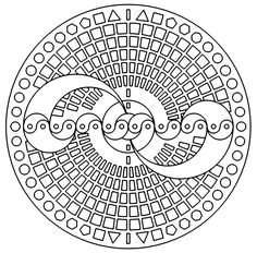 http://www.geometrycoloringpages.com/volume1/