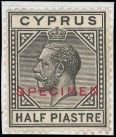Paul Fraser Collectibles | Cyprus half piastre stamp to make $85,190 in London auction