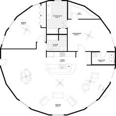 1 Story Windsor - 2070 Total Square Ft - 2 Bedroom - 2 Bath