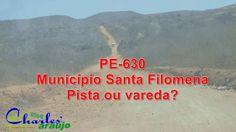 Santa Filomena Atual: Pró PE-630: Entenda porque essa via é o maior sonh...
