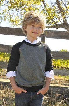 Peek 'Clayton' Sweater (Toddler Boys, Little Boys & Big Boys) | Nordstrom