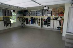 Garage organization! It has been on my mind lately. And I'll tell you why. My garage is a MESS. Seriously. It's driving me crazy right now. Aren't garages hard to keep clean? They are such a catch all for anything there isn't space for in the house. Whenever life gets busy, my garage is the …
