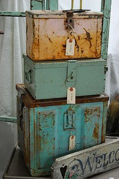 Fund rusty treasures at Railroad Towne Antique Mall, 319 W 3rd St, Grand   Island, NE,