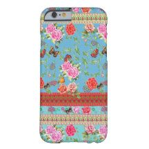 Vintage Butterfly  I phone 6 protective case Barely There iPhone 6 Case