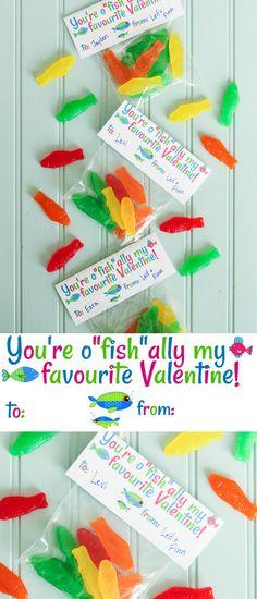 """Adorable o""""fish""""ally"""