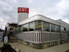 Zip's Diner (1954), Dayville, Conn. (O'Mahoney)