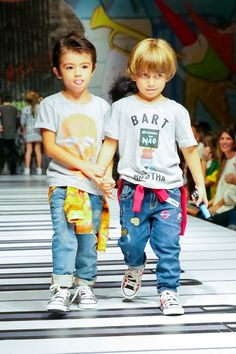Fashion Weekend Kids - Inverno 2016 - Mini Us