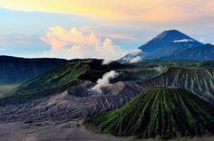 Mount Bromo Volcano of East Java