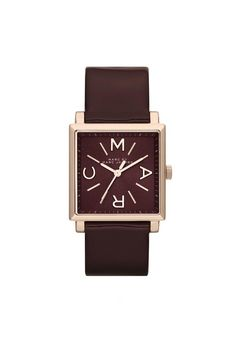 Marc by Marc Jacobs Truman Tank Watch