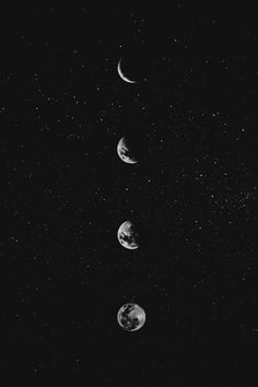 black wallpaper aesthetic Galaxy stars and moon with black background. Iphone Wallpaper Moon, Moon And Stars Wallpaper, Wallpaper Free, Wallpaper Space, Star Wallpaper, Stars And Moon, Black Wallpaper Iphone Dark, Geometric Wallpaper Iphone, Cute Galaxy Wallpaper