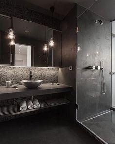 Bathroom design ideas for every taste - Badezimmer - Bathroom Decor Bathroom Layout, Modern Bathroom Design, Bathroom Interior Design, Bathroom Ideas, Bathroom Colors, Budget Bathroom, Bathroom Designs, Bad Inspiration, Bathroom Inspiration